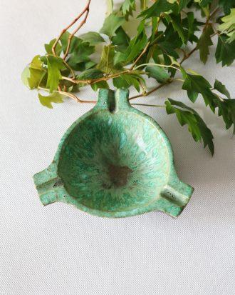 Mid Century Modern ceramic ashtray