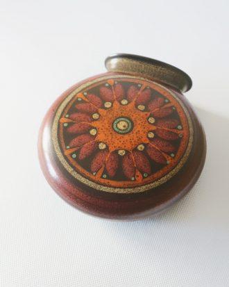 Mid Century wall vase