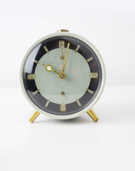 Kienzle Opta mid century alarm clock