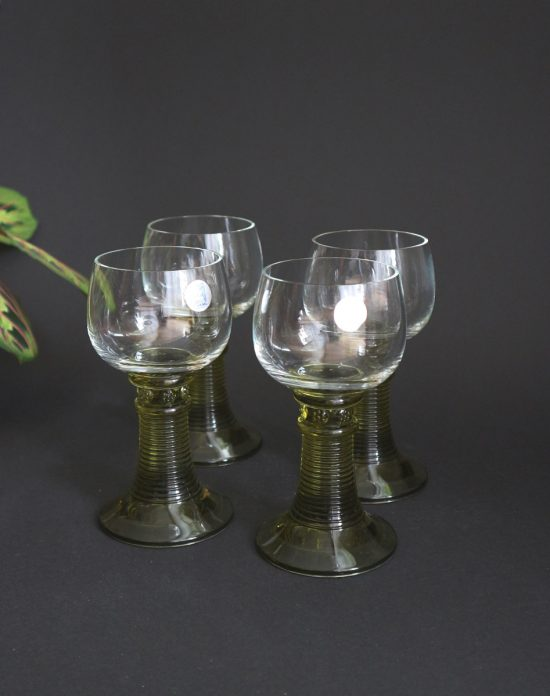 Schott Zwiesel roemer glasses