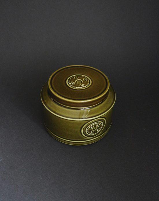 ceramic kitchen jar