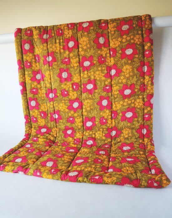 vintage comforter