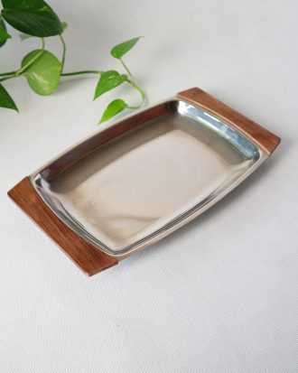Tafelglanz Sus Inox midcentury tray