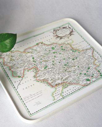 yorkshire map tray