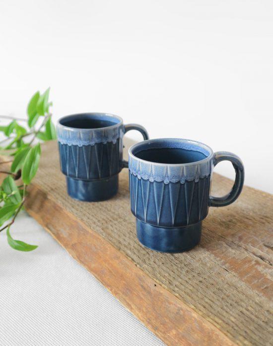 vintage Japan mugs