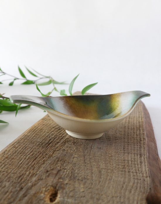 West German ceramic bowl