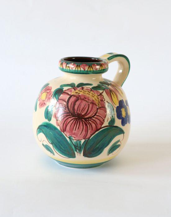 vintage Scheurich vase